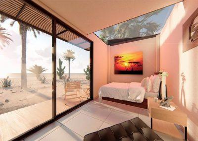 interior Ecohotel